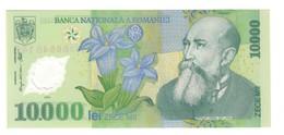 Romania 10000 Lei 2000 UNC .C2. - Romania