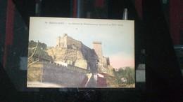 CPA - 70. BEAUCAIRE Le Château De Montmorency Construit Au XIIIIe S - Bellegarde