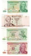 Transnistria Lot Set 4 Banknotes UNC .C2. - Russia
