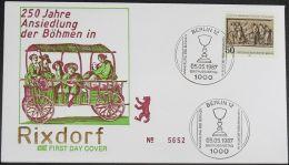 BERLIN 1987 Mi-Nr. 784 FDC - Berlin (West)