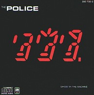 POLICE - Ghost In The Machine - CD - Rock