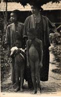 SENEGAL - SAINT LOUIS - TYPES OUALOFS - Senegal