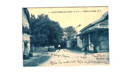 SAINT PIERRE DE CLAIRAC .... ENTREE DU VILLAGE - France