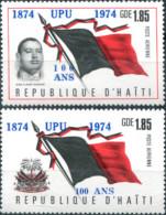 Ref. 323642 * NEW *  - HAITI . 1975. 100 ANIVERSARIO DE LA UPU - Haiti