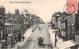 UK - Lymington - High Street - Autres