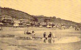 UK - Shanklin - The Sands - Angleterre