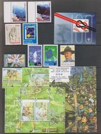Europa Cept 2007 Yearset (see Scan, What You See Is What You Get) ** Mnh (39303) - 2007