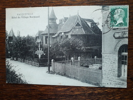 L5/51 Nacqueville . Hotel Du Village Normand - Other Municipalities
