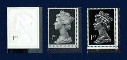 Gran Bretaña  Nº Yvert  2076/8  En Nuevo - 1952-.... (Elisabeth II.)