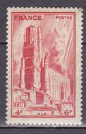 N° 667 Cathédrales Au Profit De L'Entraide Française: Albi: Timbre Neuf Impeccable Sans Charnière - Nuovi