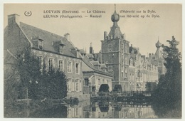 AK  Löwen Louvain Leuven Kasteel - Leuven