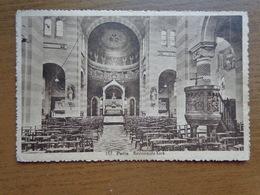 Putte, Binnenzicht Kerk (beschreven, Achterkant Geschonden) - Putte
