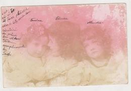 POST CARD, POSTKARTE, CARTOLINA POSTALE 1907, PRINTED  GERMANY, CANCEL CRAIOVA, LYCHNOGRAVURE - Ansichtskarten