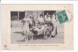 1802 - LE LOIRET - Les Voitures à Chien - La Marchande Quatre-saisons (commune De Lorris) - France