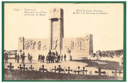LIEGE - Robermont - Monument Aux Héros Mort Pour La Patrie - Liege