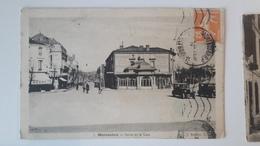 MONTAUBAN (82) Sortie De La Gare - Montauban