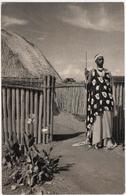 En Urundi - Chef Indigène En Tenue D\'apparat - Ruanda-Urundi