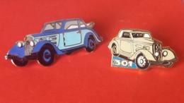 Pin's  Lot    Peugeot  301 - Peugeot