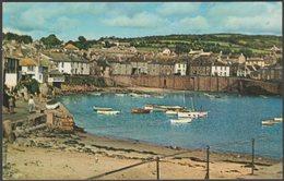 Mousehole, Cornwall, 1963 - Colourpicture Postcard - England