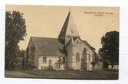 CPA  51 : SOUDE Ste CROIX    église      A  VOIR  !!!!!!! - Autres Communes