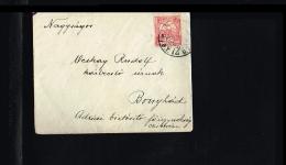 1913 - Hungary Cover [B07_091] - Hongarije