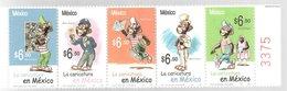 Mexico 2005 La Caricatura Memin Pinguin - México