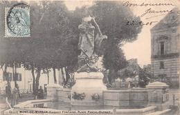 ¤¤  -   MONT-de-MARSAN   -  Fontaine , Place Pascal-Duprat     -  ¤¤ - Mont De Marsan