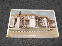 ANTIQUE POSTCARD SOUTH AFRICA SALISBURY MILTON BUILDINGS JAMESON AVENUE  UNUSED - Sud Africa