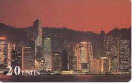 TARJETA DE SPRINT DE VICTORIA EN HONG KONG EXPIRES 04/97 - Tarjetas Telefónicas