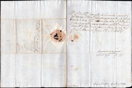 5 1591 - CRISTINA DI LORENA - Lettera Di Firenze 25/3/1591 A Pisa, A Firma Di Kristina Di Lorena, Mogl... - Autographs