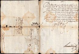 """6 1620 - FILIPPO III DI SPAGNA - Lettera Datata 16/10/1620 A Firma  """"jo El Rey"""" Di Filippo III, Terzo ... - Autographs"""