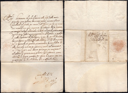 7 1640 - FRANCESCO I - Lettera Completa Di Testo Da Modena 5/4/1640 A Firma Di Francesco I D'Este, Duc... - Autographs