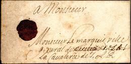 8 1654 - DUCA DI MONTPESSAT - Lettera Autografa Del Duca Di Montpessat.... - Autographs