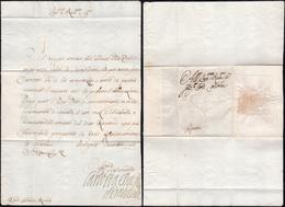 11 1702 - CARLOTTA DUCHESSA DI MODENA - Lettera Da Bologna 12/1702 A Roma, A Firma Autografa Della Duch... - Autographs