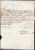 12 1703 - VIOLANTE BEATRICE DI BAVIERA - Lettera Da Firenze 10/7/1703 A Milano, A Firma Di Violante Bea... - Autographs