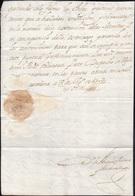 """13 1709 - FILIPPO V DI SPAGNA - Lettera Da Barcellona 28/8/1709 A Firma """"jo El Rey"""" Di Filippo V, Primo... - Autographs"""