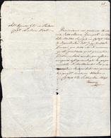 24 1841 - FRANCESCO IV - Lettera Del 12/9/1841 Con Firma Autografa Di Francesco IV D'Este, Duca Di Mode... - Autographs