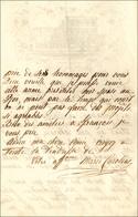 25 1856 - MARIA CAROLINA DI BORBONE - Lettera Datata Venezia 19/3/1856, Con Splendida En Tete Del Palaz... - Autographs
