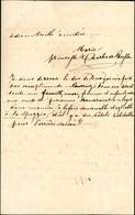 27 1870 - MARIA DI PRUSSIA - Lettera Del 22/4/1870 Autografa Con Firma Di Maria Principessa Di Prussia,... - Autographs