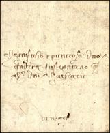 46 1486 - Lettera Completa Di Testo Da Lorigo 7/12/1496 A Venezia.... - Italy
