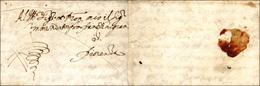 58 1599 - Lettera Completa Di Testo Da Napoli 16/7/1599 A Firenze.... - Italy