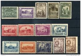 1930 Spagna ESPOSIZIONE IBERO-AMERICANA DI SIVIGLIA * - 1889-1931 Regno: Alfonso XIII