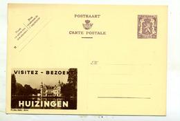 Belgique Publibel 834 Neuf Huizingen - Stamped Stationery