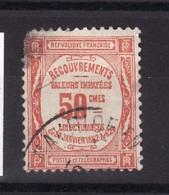 Taxe 1908-25 N 47 Defaut  F100 - Segnatasse