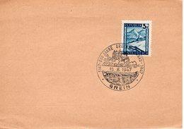 AUSTRIA  - 1947 800 YEARS GREIN  FDC5329 - 1945-.... 2nd Republic