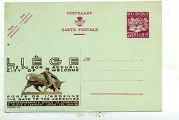 Belgique Publibel 04 Neuf Agriculture Liège NF - Stamped Stationery