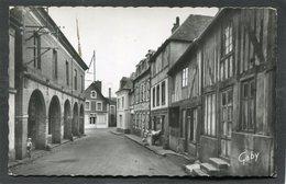 CPSM Format CPA - LE SAP (Orne) - Rue Du Tour Des Halles - Francia