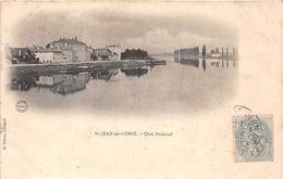 ¤¤  -    SAINT-JEAN-de-LOSNE    -   Quai National    -  ¤¤ - France