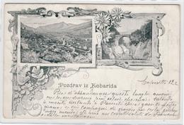 KOBARID CAPORETTO 1898   RAZGLEDNICA SLOVENIJA - Slovenia