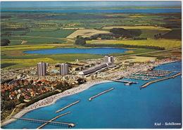 Kiel - Schilksee : Olympiahafen Mit Olympiazentrum - (D.) - Kiel